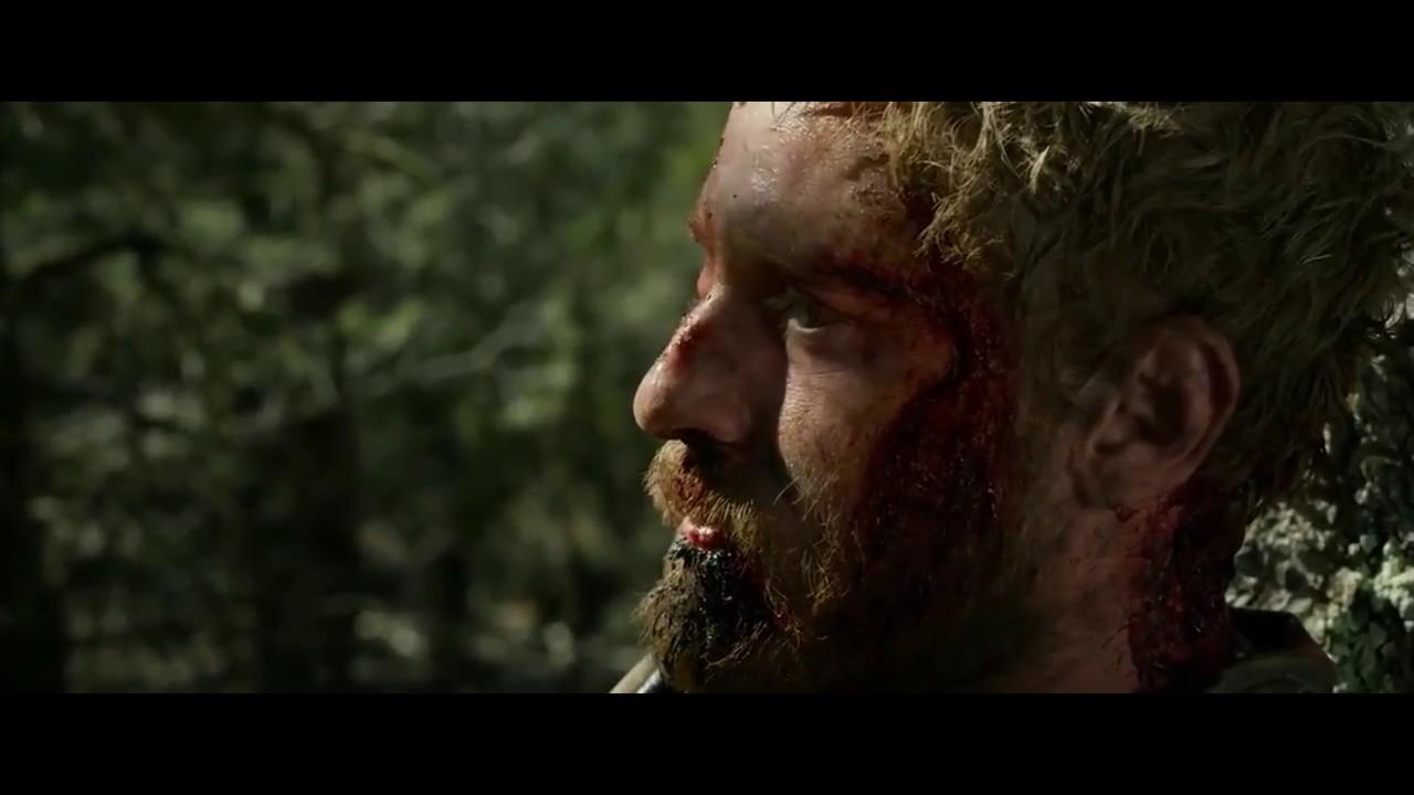 Matt Axelson Death Scene【Lone Survivor】