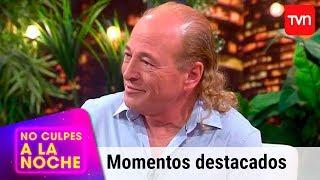 """Tatón: """"Yo ya sabía que Camila Recabarren era lesbiana""""  I No culpes a la noche"""