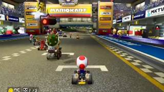 Mario Kart 8 (WiiU) 00 WiiU Test Drive [Research]