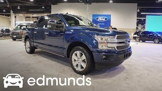 2018 Ford F-150 Features Rundown