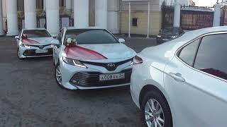 Свадебный кортеж Волгоград +7(961)090-80-80 машины и украшения на свадебные авто от компании ДАНКО