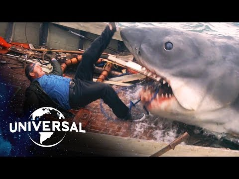 Jaws | Scariest Shark Attacks