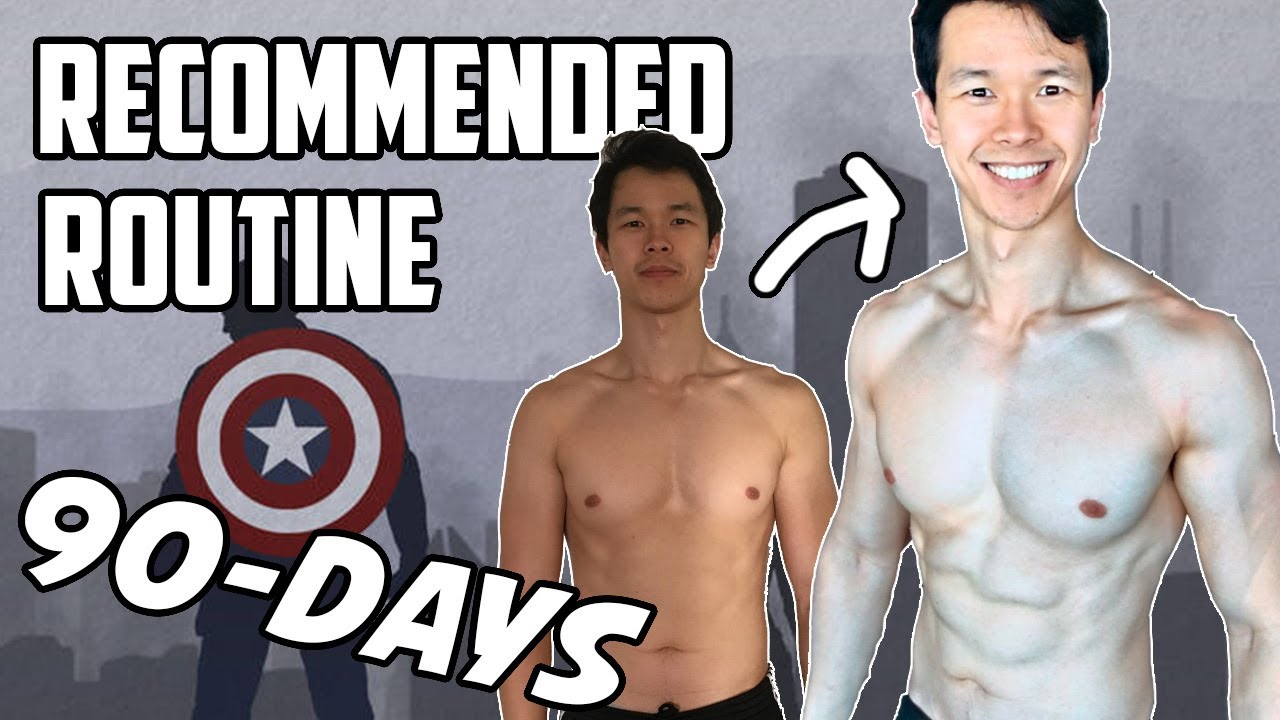 90-Day Transformation! Reddit Bodyweight Fitness Recommended