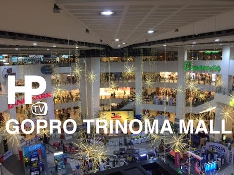 GoPro TriNoMa Mall Overview Walking Tour Quezon City by Hour
