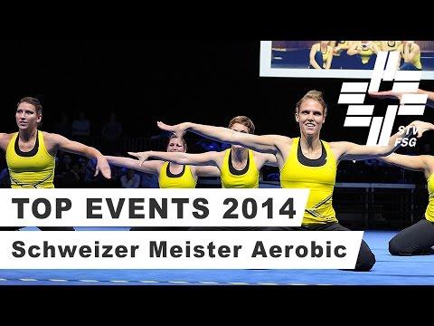 Schweizer Meister SM Aerobic 2014