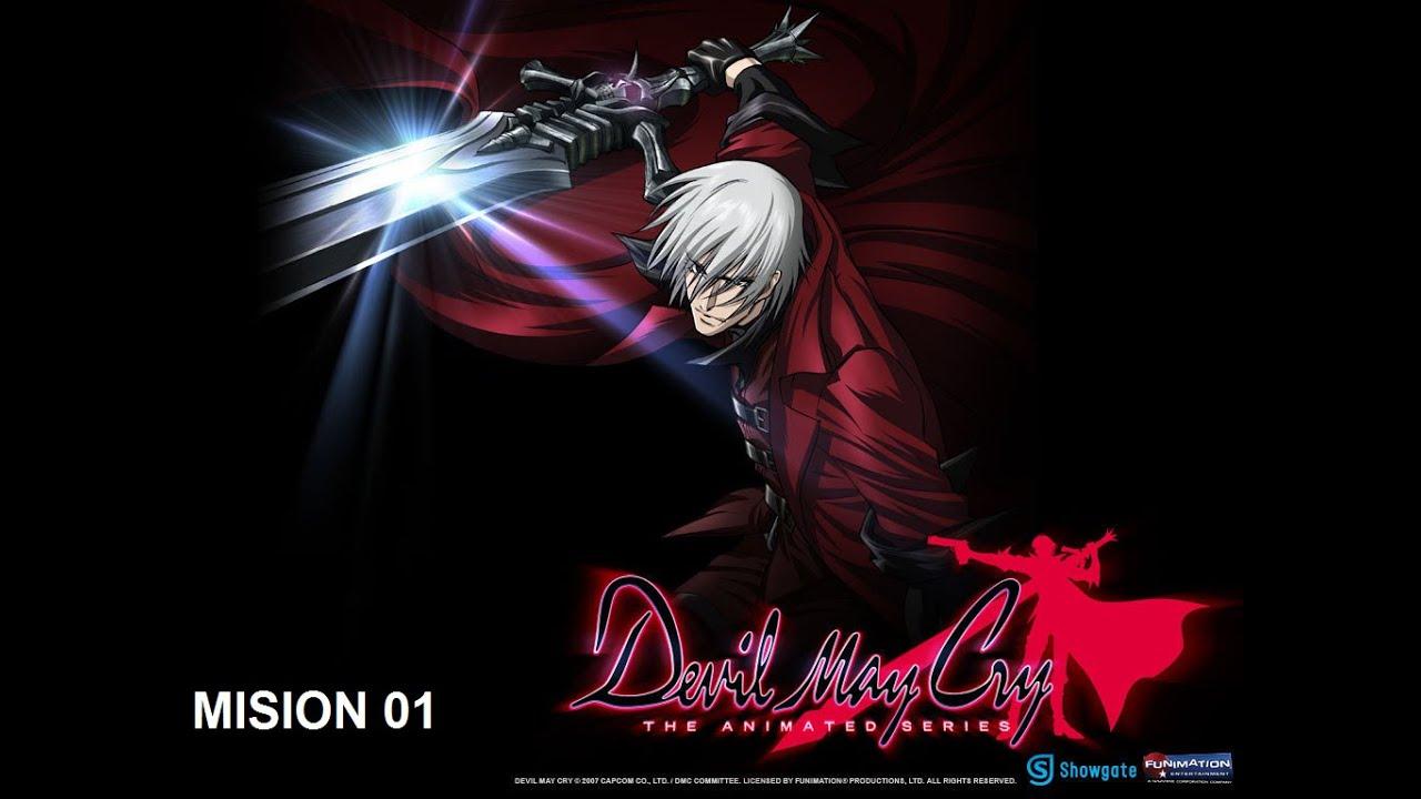 Devil May Cry Anime Completo Español por Mega