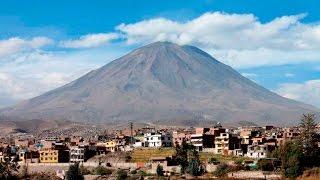 arequipa advierten actividad volcánica en el misti