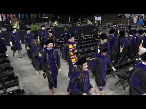 2018 Chase College of Law Commencement (Northern Kentucky University )