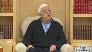 M. Fethullah Gülen Hocaefendi - Ne dediğini bilmeyenin söylediği duaları Allah kabul etmez