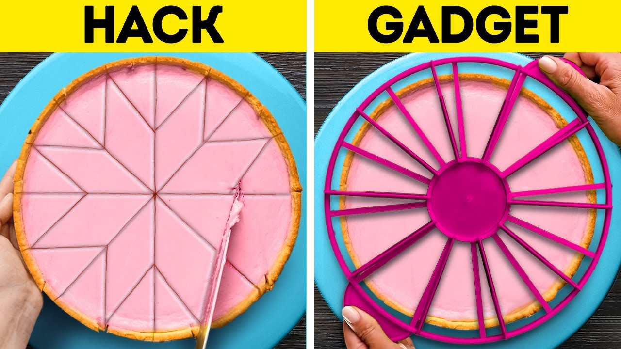 GADGETS VS. HACKS || Epic Kitchen Battle Of Cooking Tricks And Food Ideas That Might Be Useful