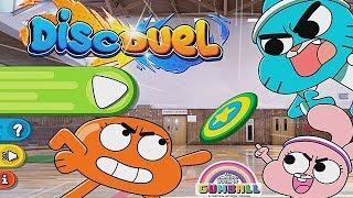 El Increíble Mundo de Gumball - el Disco de Duelo [Cartoon Network Juegos]