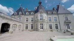 Vidéo Château Sainte Sabine hôtel Bourgogne