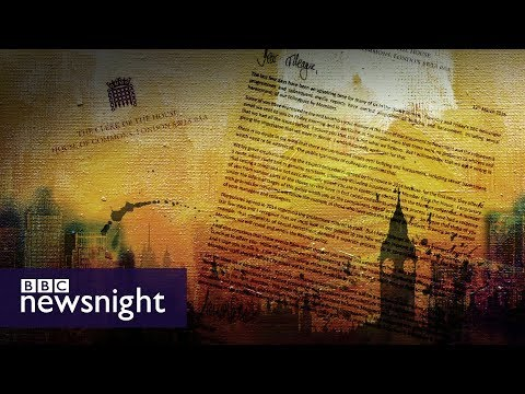 Bullying is 'unresolved' issue in the House of Commons - BBC Newsnight