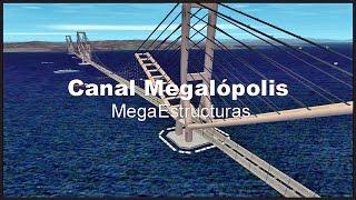ESPAÑA (Puente sobre el Estrecho de Gibraltar)
