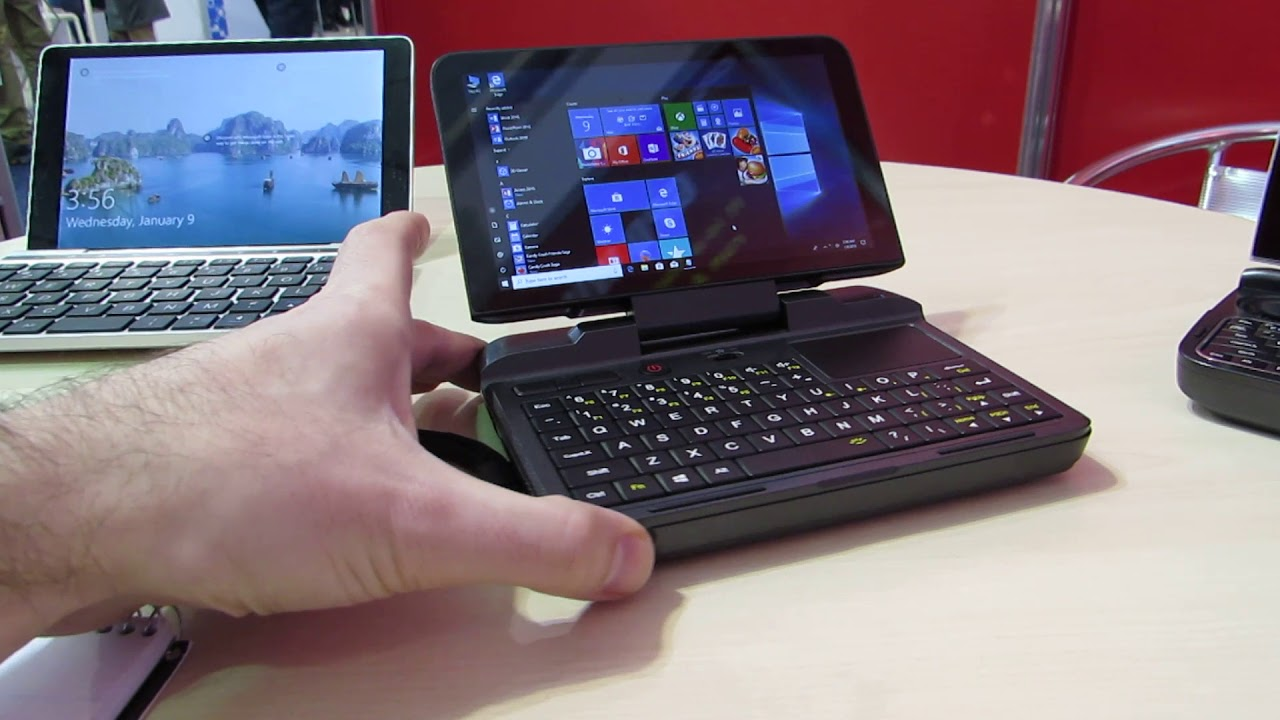 first look gpd micropc