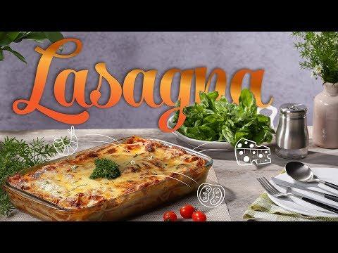 Cách làm Lasagna Ý Đánh thức vị giác | Hướng Nghiệp Á Âu