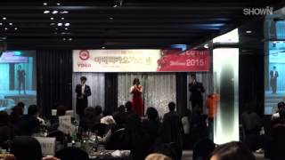 라비도르 - 아메리카 요가 15주년 기념 공연