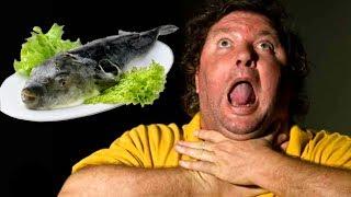Top 10 Най-смъртоносни храни в света