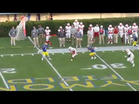 Sacred Heart Pioneers vs Delaware Blue Hens - Football Highlights - October 04, 2014