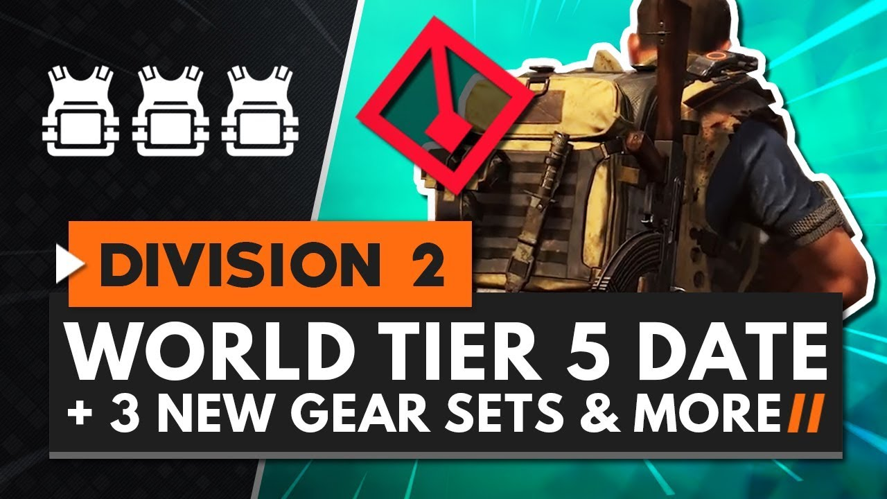 The Division 2: World Tier 5, Tidal Basin, heroic difficulty