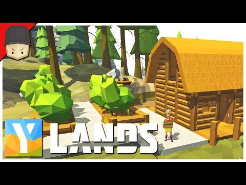 YLANDS - Farm! : Ep.07 (Survival/Crafting/Exploration/Sandbo