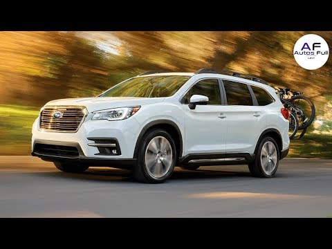 Subaru Ascent 2020 - Everything You Need to Know