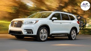 Subaru Ascent 2020 - Todo Lo Que Debes Saber