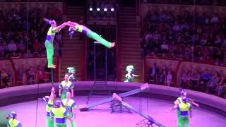 Санкт Петербург цирк Чинизелли,шоу Запашных 20 13