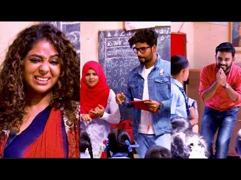 Made for Each Other Season 2 I Couples turn teachers! I Mazhavil Manorama