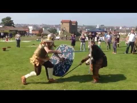 Roman Auxiliary Soldier vs two Celtic Warriors