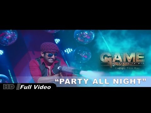 """""""PARTY ALL NIGHT"""" SONG   GAME   Jeet, Subhashree"""