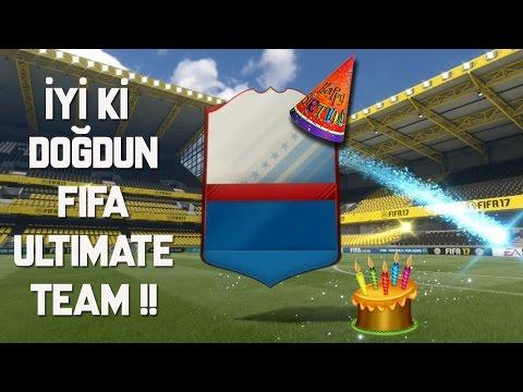 İYİ Kİ DOĞDUN FIFA ULTIMATE TEAM ! Paketler ve Kadro Kurma Görevleri!