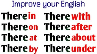 use of therein, thereat, thereon, thereupon, thereafter, thereabouts, therefore therewith in English