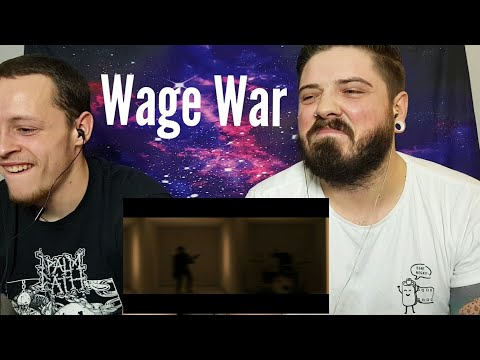 Wage War - Low (Reaction) Mp3