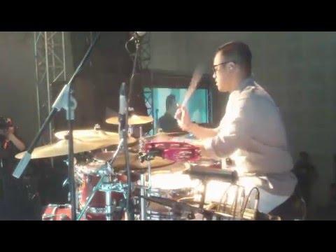 FUAD RUDYAN (Drum Cam) - Lekas OST. Tiga Nafas Likas by TULUS (Konser Gajah Jakarta)