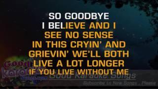Different Drum - Linda Ronstadt ( Karaoke Lyrics )