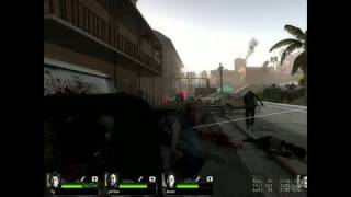 Left 4 Dead 2 PC Games Gameplay - E3 2009: Safe Room