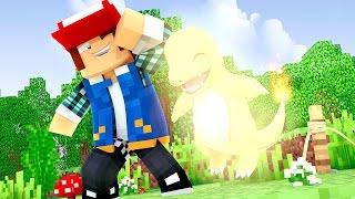Minecraft: MEU POKÉMON EVOLUIU !! (Parque Pokémon #04)
