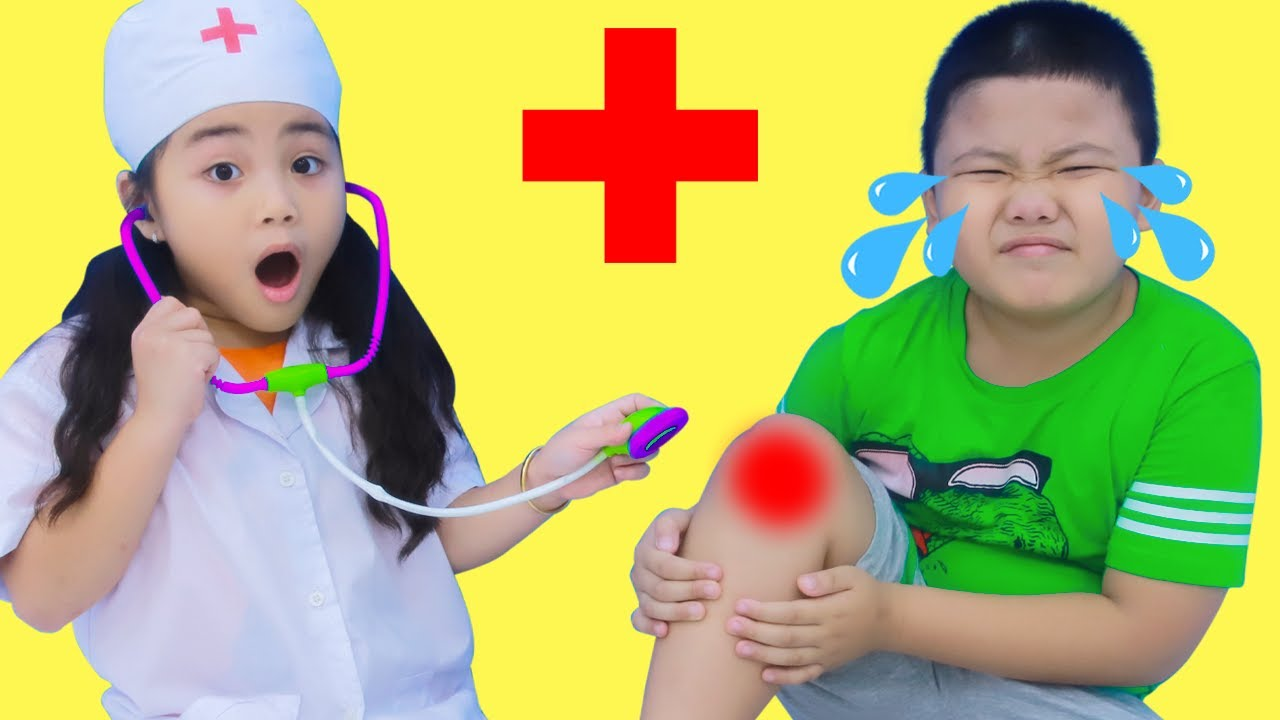 The Boo Boo Song | Kids Play Nursery Rhymes & Songs for Kids