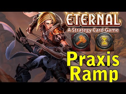 PRAXIS RAMP | Eternal Card Game