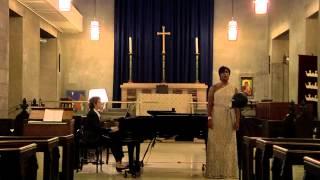 Marti Newland/Eva Jessye Spiritual I