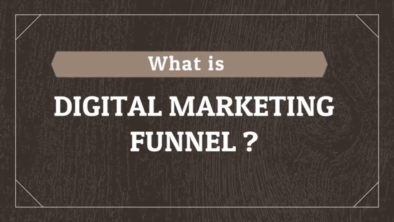 What is Digital Marketing Funnel | Digital Marketing Interview Questions