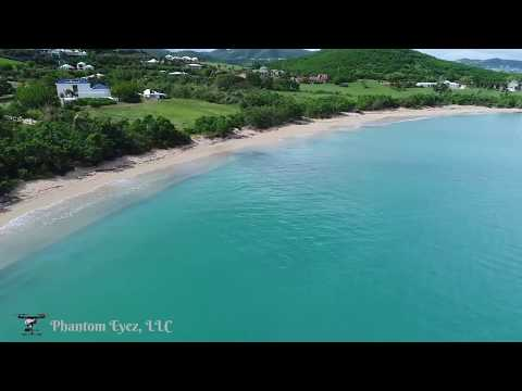 Shoys Beach, St. Croix | Week 5 after Hurricane Maria