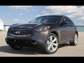 why the Infiniti FX50 is one of the all time great high performance SUV's