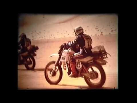 Paris Dakar 1982 partie 1