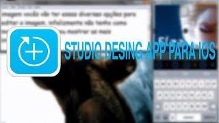 Studio Design - Aplicativo Para Editar e Compartilhar Imagens iOS ♡ ♥ #33(, 2015-04-19T03:08:27.000Z)