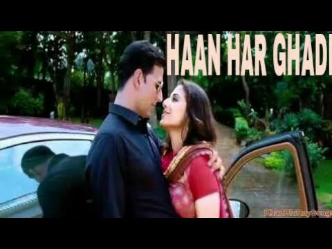 Whatsapp status video/ Haan har ghadi har pahar/ Thank you movie video/ Ronantic love video song