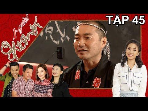 NGƯỜI KẾT NỐI   Tập 45 FULL   Cùng Mr.Lee khám phá nét đặc sắc của nhà hàng ẩm thực Nhật Bản   🍱