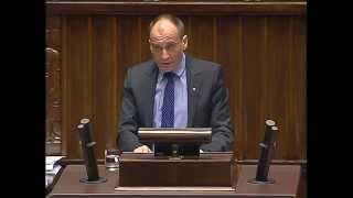 Pierwsze wystąpienie parlamentarne Pawła Kukiza!