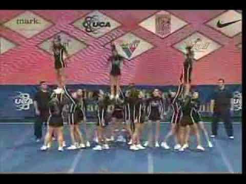 Madisonville North Hopkins High School - Cheerleading 2006